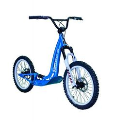A scooter for children from to 11 years old. Trike Bicycle, Scooter Bike, Kick Scooter, Go Karts, Monster Bike, Karting, Junior, Electric Scooter, Tricycle