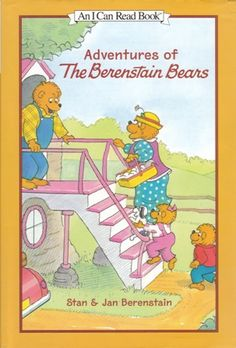 $5.00 @ New England Peddler  Mama and Papa Bear, Brother and Sister Bear—the Berenstain Bears are instantly recognizable to young readers everywhere. Here, four of their adventures are presented in the same volume: The Berenstain Bears Clean House, The Berenstain Bears Play T-Ball, The Berenstain Bears' New Pup & The Berenstain Bears and the Baby Chipmunk.