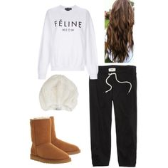 Ariana Grande Style Steal cozy outfit