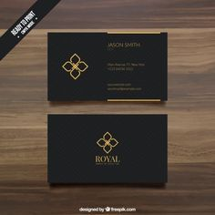 Black Business Card Template - Black Business Card Template , Black and Blue Modern Business Card Template Vector Business Cards Layout, Luxury Business Cards, Black Business Card, Business Card Psd, Elegant Business Cards, Business Card Design Inspiration, Business Design, Logo Professionnel, Visiting Card Design