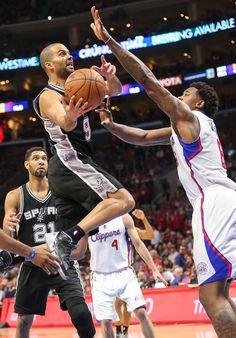Tony Parker : All-time San Antonio Spurs