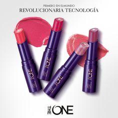 Sólo hay un #labial que puede hacer tres cosas y es el Triple Efecto de #OriflameTheOne, que entrega color, brillo y cuidado a tus #labios con cada una de sus capas. ¡Imperdible!