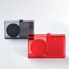 The Lexon Flow Radio and Other See Through Speakers
