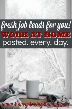 If you've always loved the idea of working at home, but you're not really sure where to begin or how to get started.... MoneyMakingMommy.com has been providing free work at home resources and job leads since 1999! Yep -- the original work at home resource has been and is still going to help YOU find work at home!