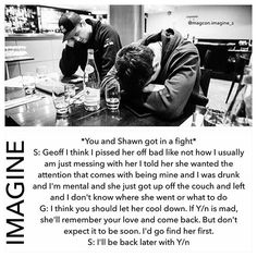OML if that happend I would difeneitley come back to Shawn ... Repin if u agree