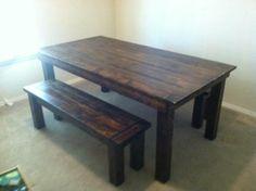 McKinney Farmhouse Tables