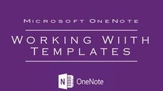 Free Technology for Teachers: A Good Place to Find OneNote Tutorials Computer Literacy, Computer Technology, Educational Technology, Computer Tips, Computer Help, Onenote Template, Notes Template, Templates, One Note Microsoft
