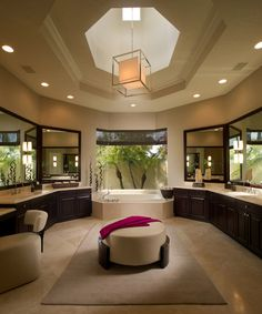 Luxury Modern Master Bathrooms 20 high end luxurious modern master bathrooms | house, master