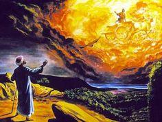 El Santo del Dia: 14 DE JUNIO SAN ELISEO PROFETA