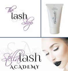 The Lash Shop & Stella Lash Academy - Howell NEW JERSEY - stockist of Chrissanthie Eyelid Cleanser  Buy online https://www.the-lash-shop.com/pages/aftercare-retail-subcategories
