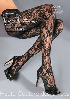f494238d3 Pierre Mantoux Laurel Tights. In Stock Online at UK Tights Tights Uk