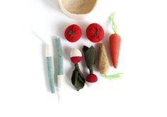 panier de légumes - veggies basket 45$