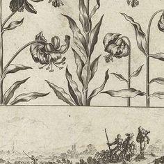 Black and white flowers-Verzameld werk van Maria  Mikhaylova - Alle Rijksstudio's - Rijksstudio - Rijksmuseum