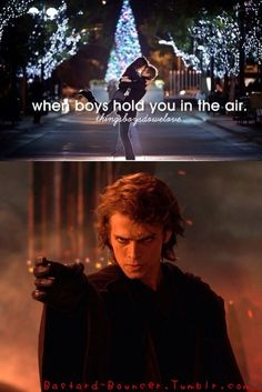 Well played Anakin. Well played LMAO!