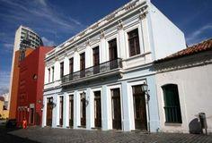 Casa da Memória - Espaços Culturais - Fundação Cultural de Curitiba