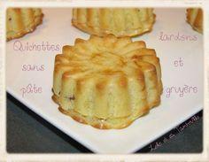 Mini quiche sans pâte aux lardons et gruyère (5)