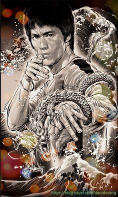 Bruce Lee Art, Bruce Lee Quotes, Ip Man, Batman Art, Wing Chun, Star Art, Kung Fu, Samurai, Statue