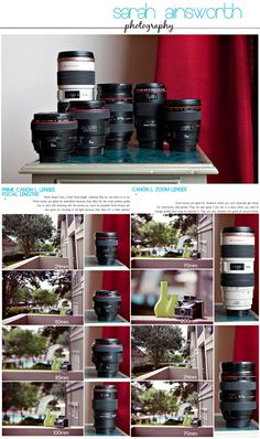 20+ Cheatsheets & Infographics For Photographers
