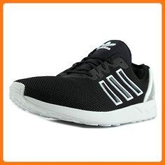 super popular 4ad5c fdb5b Adidas Originals Men s   Zx Flux Adv Trainers - US9.5 Black