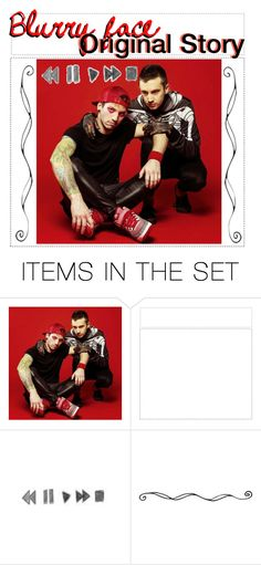 """""""PROLOGUE// Blurryface/RTD"""" by birdy3000 ❤ liked on Polyvore featuring art and originalstoriesbybirdy"""