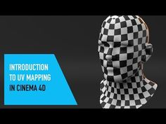 (109) Introduction to UV mapping In Cinema 4D - YouTube