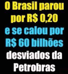 No Brasil tudo acaba em Carnaval: Tenha Cuidado, lá vem um Petroleiro [vídeo 1:33] ➤ https://plus.google.com/+RenatoBahiaRB/posts/3gkvqkGUeBU - 2015 02 01