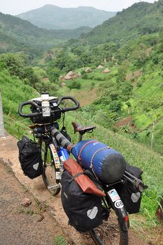 Road to Southern Guinea