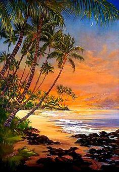 Las 317 Mejores Imágenes De Playas Y Palmeras Beaches And Palm