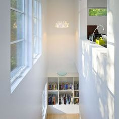 contemporary staircase by TruexCullins Architecture + Interior Design