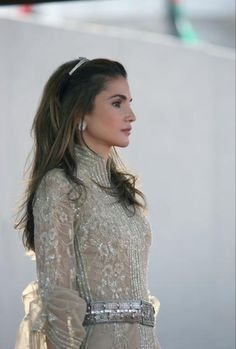 Queen Rania of Jordan is one of my favorite people for her work promoting education and arts throughout the world and in her nation of Jordan.