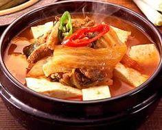 Kimchi Chigae - Fermented Cabbage Soup - 김치찌개