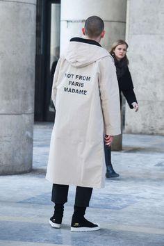 Street Fashion Paris N278, 2017