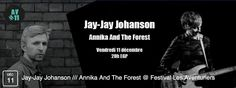 #festivalLesAventuriers #AnnikaAndTheForest #JayJayJohanson Forest Festival, Jay, Movies, Movie Posters, Films, Film Poster, Cinema, Movie, Film