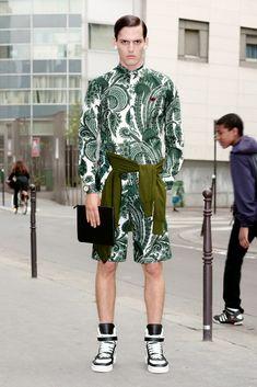 Print! » Givenchy Pre-Spring 2013 Collection