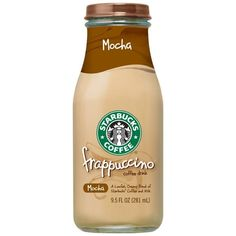 Starbucks Mocha Frappuccino 15 count 9.5 ounce glass bottles >>> Visit the image link more details. (This is an affiliate link and I receive a commission for the sales)