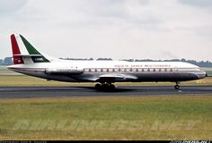 Once upon a time... Sud SE-210 Caravelle VI-N