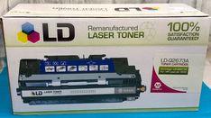 Magenta Laser Jet Toner Cartridge LD For HP 3500 printers Source by Laser Toner, Office And School Supplies, Toner Cartridge, Magenta, Jet, Printers, Ink Toner, Ebay, Computers