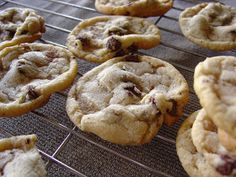 The Sisters Dish: Chocolate Chip Cookies with a hint of coconut