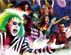 ユニバーサル・モンスター・ライブ・ロックンロール・ショー®|アトラクション|アトラクション パーク紹介|USJ