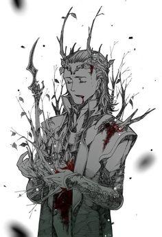 Loki, he looks so sad and pained