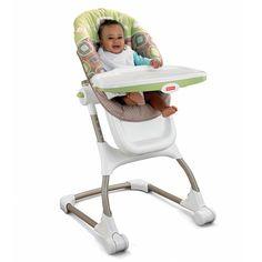 EZ Clean High Chair - Cocoa Sorbet