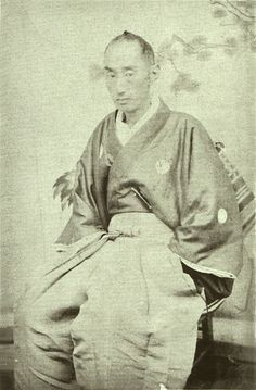 Matsudaira Katamori He was a Daimyo, and the and last Chief of the Aizu Clan of Bakumatsu. Nagoya, Osaka, Old Photos, Vintage Photos, Era Meiji, The Last Samurai, Art Of Man, Edo Period, Japan Photo