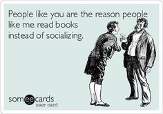 10 Funny Insults for People Who Don't Like to Read