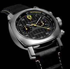 chronographe Flyback Ferrari Officine Panerai