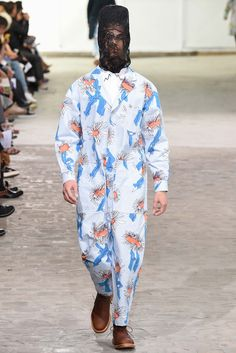 Julien David Spring 2016 Menswear - Collection - Gallery - Style.com