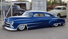 Scalloped Chevy Sled