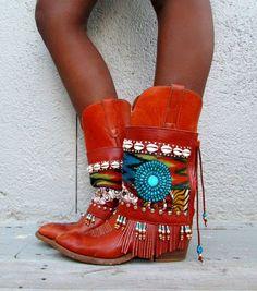 Chaussures Imprimées, Bottines, Cuir, Mode Femme, Santiag, Sac À Main, 7bb251336d87