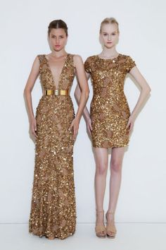 Lindo demais este vestido longo todo bordado da coleção 2013 da Patricia Bonaldi. E com as costas do vestido igualmente incrível. Bom para ...