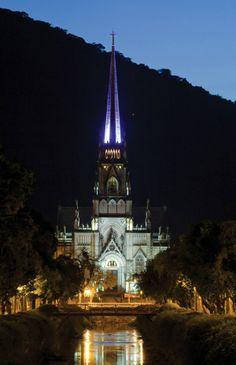 Catedral de São Pedro de Alcântara - Petropolis - Brazil