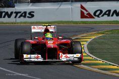 Felipe Massa - Melbourne